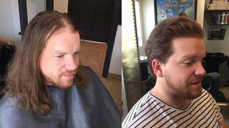 Mens hair salon scottsdale