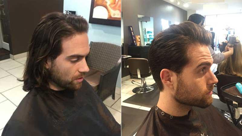 Mens'a hair salon scottsdale