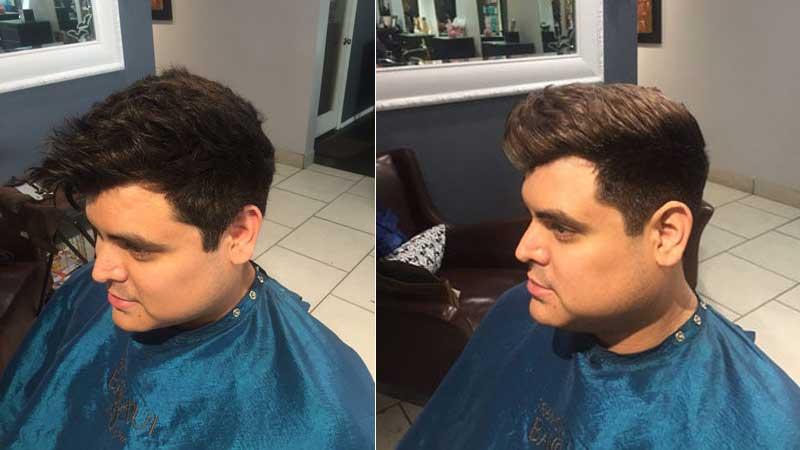 Teen guy haircuts scottsdale