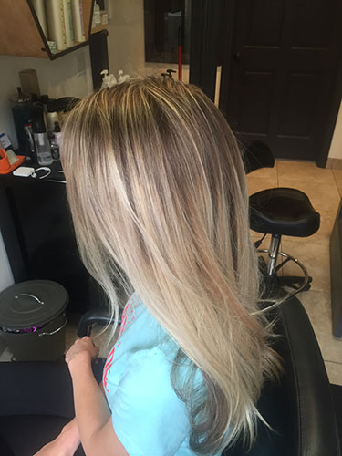 Best blonde balayage scottsdale